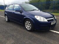 VAUXHALL ASTRA CLUB 1.6 PETROL LONG MOT 2004 MODEL £550 NO OFFERS