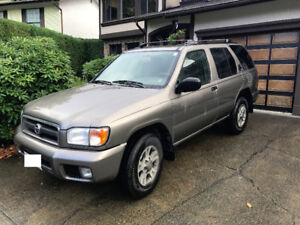 2003 Nissan Pathfinder Chilkoot SUV 4X4