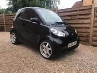 2010 Smart Fortwo 0.8 CDI Pulse Softouch 2dr
