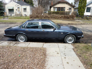 1988 Jaguar XJ6 Sovereign