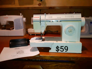 Singer Sewing Machine *Delivery Available*