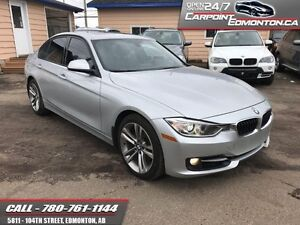 2013 BMW 3 Series 328Xi SPORT MINT!!! ONE OWNER NO ACCIDENTS!!