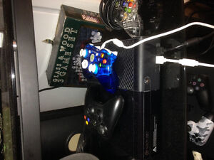 500 mb Xbox 360 and games