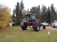 2013 Case WD1203 36ft swather
