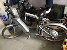 Powabike battery bike for sale twist and go throttle