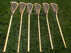 Vintage Wooden Lacrosse Sticks (2 remaining) London Ontario image 2