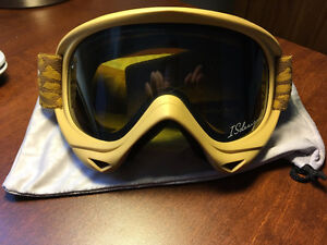 Lunettes de ski alpin IS Design + sac transport Von Zipper