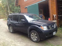 2005 Nissan SUV,  Blown Engine