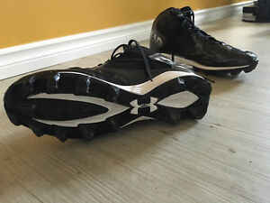 Under Armour Football Cleats Belleville Belleville Area image 4