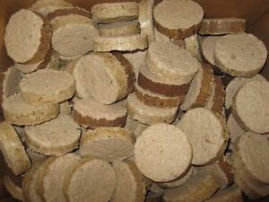 FIREWOOD COMPRESSED PUCK WHOLESALE