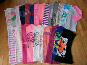 Girls Summer Clothing Lot. Size 10/12
