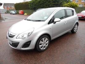 Vauxhall Corsa Exclusiv AC S-A Automatic