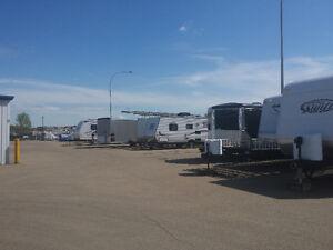 Storage Alberta RV, Trailer, Vehicle, Camper Storage