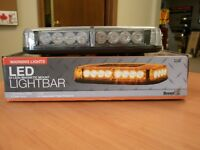 LED WARNING LIGHTS FOR YOUR MAINTENANCE VEHICLES
