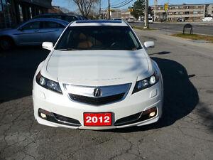 2012 Acura TL Elite A-Spec Sedan