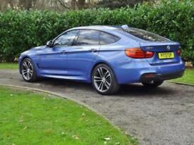 BMW 3 Series 318d 2.0 M Sport Gran Turismo 5dr DIESEL MANUAL 2014/64