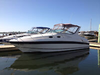 29' Regal commodore. You'll love this boat!