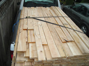 "Birch 1 "" Kiln Dried Planed Lumber"