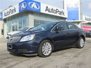 2015 Buick Verano Base BLUETOOTH/LEATHER/REARVIEW CAM/ALLOYS
