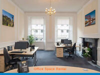 Fully Furnished - ( ALBANY STREET - CENTRAL EDINBURGH -EH1) Office Space to Let in Edinburgh