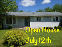 OPEN HOUSE ~ Jul 12th ~ 3 Bdrm w/ 2 Bdrm Suite