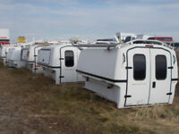 Service Bodies Spacekaps Morys USED Topper Canopy Cap Red Deer Alberta Preview