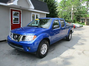2014 Nissan Frontier SV 4x4 Crew Cab! --- Sold ppu ---
