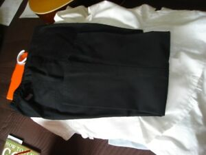 Nursing Uniforms white tops/black pants for sale