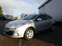 Renault Megane 1.5DCi Expression Grand Tour Left Hand Drive(LHD)