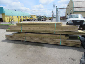 GREEN (ACQ) PRESSURE TREATED FOR SALE
