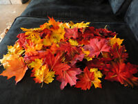 Fall leaves- fabric