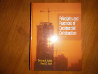 Principles and Practices of Commercial Construction 8th Edition