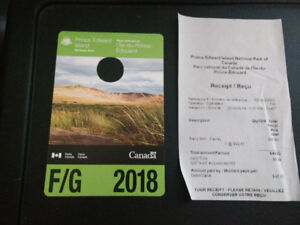 PEI National Park Family/Group Pass