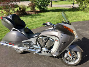 Polaris Victory Vision Tour - only 19,300 km