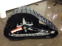 Used ATV Tracks by A.D Boivin / FOR HONDA TRX650 OR 680 ONLY!