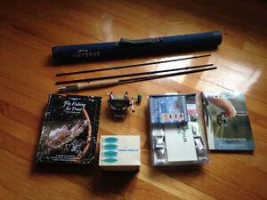 Fly fishing rod (Brand new)