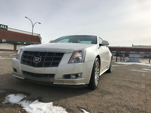 2011 Cadillac CTS Coupe Premium pkg Coupe (2 door)