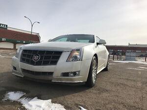 2011 Cadillac CTS Coupe Premium pkg Coupe (2 door)
