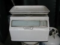 Hobart meat scale