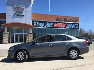 2014 Volkswagen Jetta    ACCIDENT FREE, MP3/SAT/AUX, BACKUP CAME