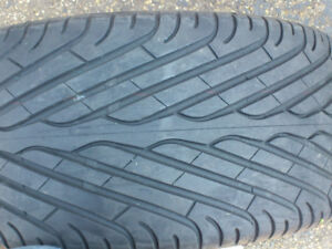 ONE 265/35r22 Performance tire $50