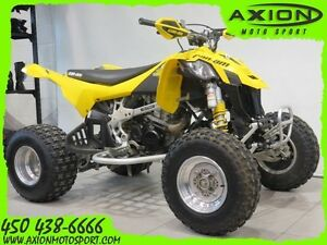 2012 Can-Am DS 450 36,60$/SEMAINE