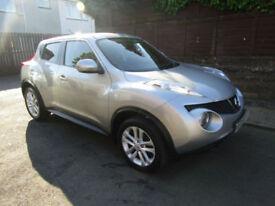 2011 (11) Nissan Juke 1.6 16v Acenta Premium Petrol - Sat Nav, Camera, Bluetooth
