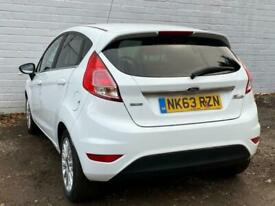2013 Ford Fiesta 1.0 EcoBoost Titanium X (s/s) 5dr Hatchback Petrol Manual
