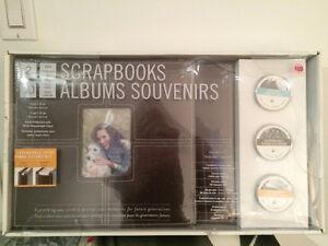 Albums neufs pour scrapbooking