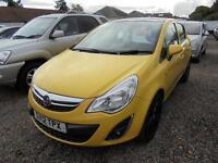 Vauxhall/Opel Corsa 1.2i 12v ( 85ps ) 2012.5MY Active