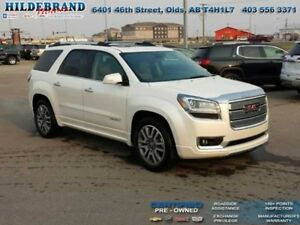 2014 GMC Acadia Denali  - Certified - Leather Seats -  Cooled Se