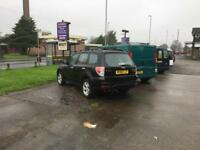 60 plate Subaru Forester 2.0D ( NavPlus ) XS diesel boxer