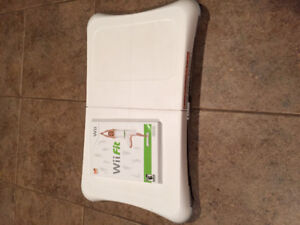 WiiFit Balance Board and Software