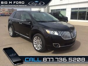 2014 Lincoln MKX LIMITED   - $228.00 B/W
